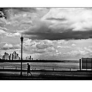 """Autor de la Obra: Aaron Sosa<br /> Título: """"Serie: Desde el Autoexilio""""<br /> Lugar: Ciudad de Panamá, Panamá.<br /> Año de Creación: 2011<br /> Técnica: Captura digital en RAW impresa en papel 100% algodón Ilford Galeríe Prestige Silk 310gsm<br /> Medidas de la fotografía: 33,3 x 22,3 cms<br /> Medidas del soporte: 45 x 35 cms<br /> Observaciones: Cada obra esta debidamente firmada e identificada con """"grafito – material libre de acidez"""" en la parte posterior. Tanto en la fotografía como en el soporte. La fotografía se fijó al cartón con esquineros libres de ácido para así evitar usar algún pegamento contaminante.<br /> <br /> Precio: Consultar<br /> Envios a nivel nacional  e internacional."""