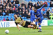 Cardiff City v Sheffield Wednesday - EFL Champioship