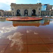 Union Station, downtown Kansas City, Missouri
