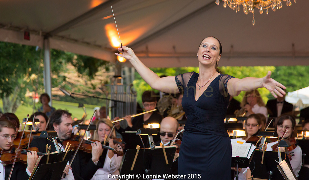 Symphony by the Lake at Chetola Resort in Blowing Rock, NC <br /> CORNELIA LAEMMLI ORTH, Music Director/Conductor<br /> CORNELIA LAEMMLI ORTH, Music Director/Conductor/Chief Operating Officer. Sponsored by the Blowing Rock Chamber of Commerce with the Symphony of the Mountains from Kingsport TN conductor
