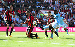 - Mandatory by-line: Alex James/JMP - 26/08/2017 - FOOTBALL - Vitality Stadium - Bournemouth, England - Bournemouth v Manchester City - Premier League