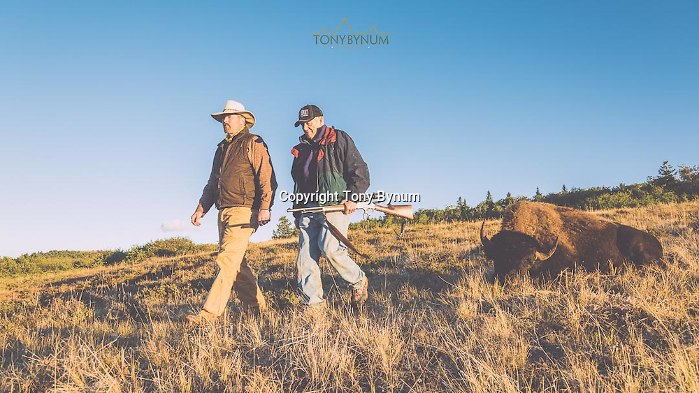 Bison hunting crow indian reservation montana hunting buffalo on the crow indian reservation in south east montana