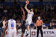 Antonio Iannuzzi<br /> Dolomiti Energia Aquila Basket Trento - Happy Casa New Basket Brindisi<br /> LegaBasket Serie A 2017/2018<br /> Trento, 08/04/2018<br /> Foto M.Ceretti / Ciamillo - Castoria