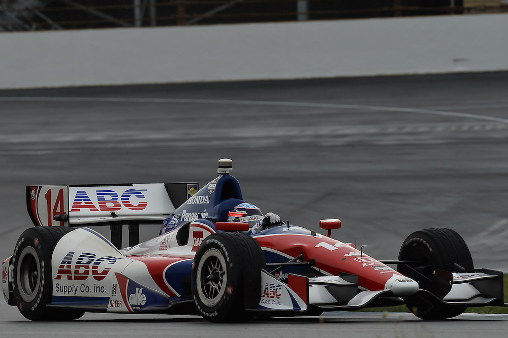 Takuma Sato, Grand Prix of Indianapolis, Indianapolis Motor Speedway, Indianapolis, IN USA 5/10/2014