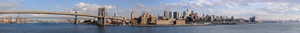 Panorama of Brooklyn