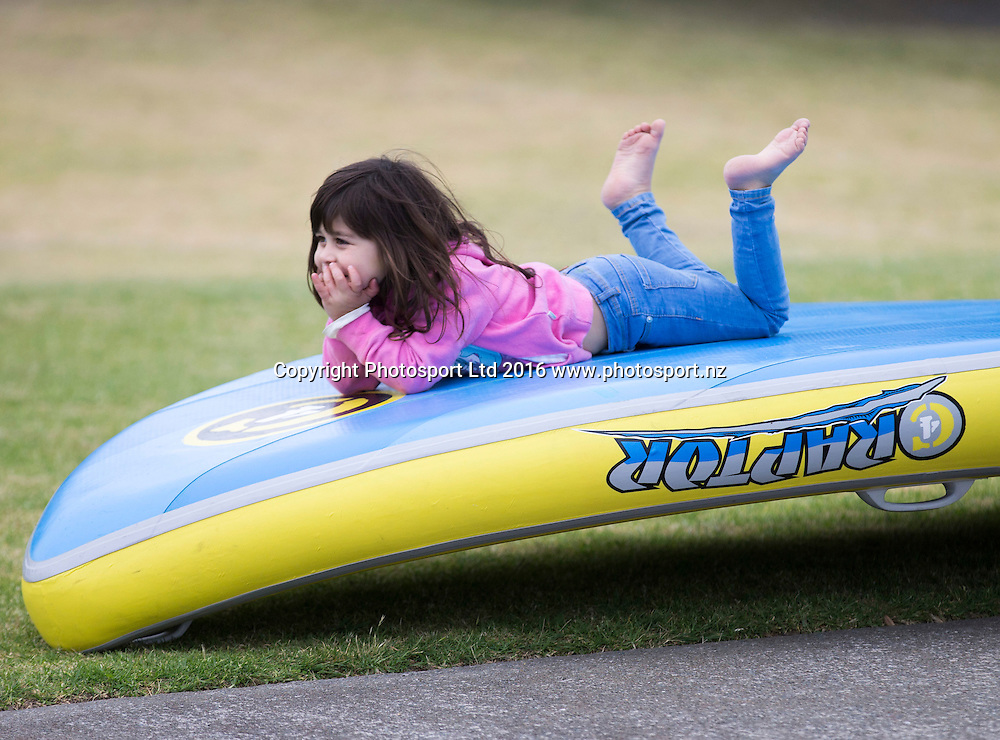 Flight Centre Foundation Halberg Water Sports Day, Waikanae Beach, Gisborne, New Zealand. Saturday, 26 November, 2016. Copyright photo: John Cowpland / www.photosport.nz
