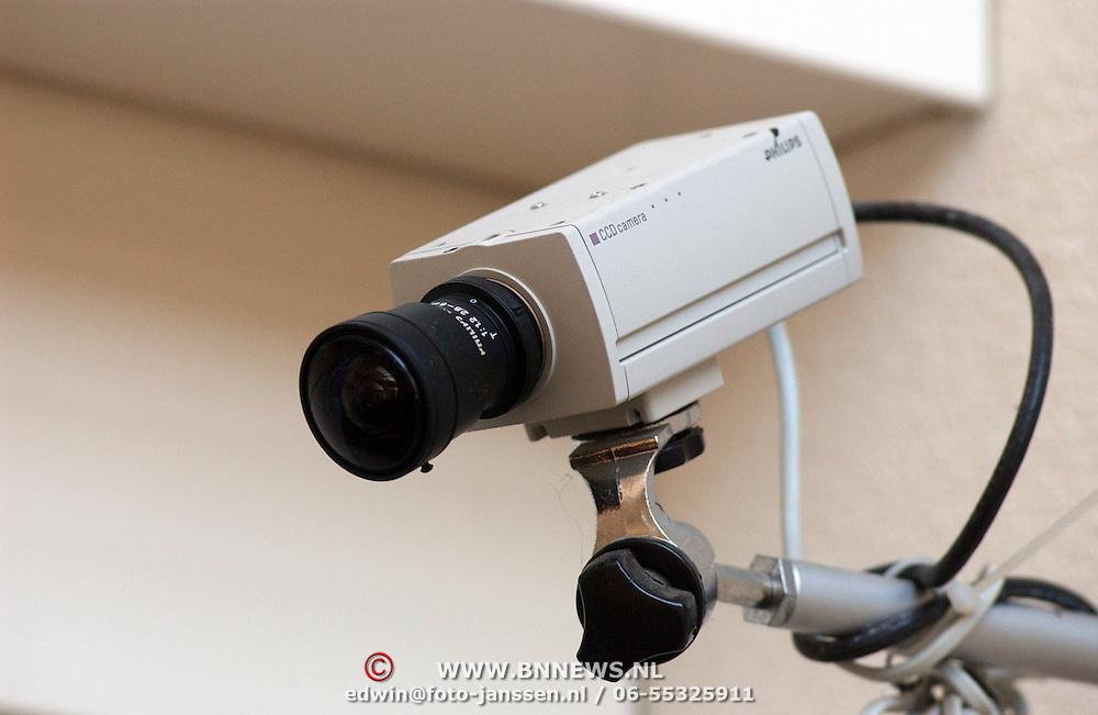 Bejaardentehuis Vooranker Huizen, camera, beveiliging,