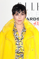 Noomi Rapace, ELLE Style Awards 2016, Millbank London UK, 23 February 2016, Photo by Richard Goldschmidt