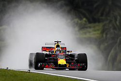 September 29, 2017 - Sepang, Malaysia - Motorsports: FIA Formula One World Championship 2017, Grand Prix of Malaysia, .#3 Daniel Ricciardo (AUS, Red Bull Racing) (Credit Image: © Hoch Zwei via ZUMA Wire)