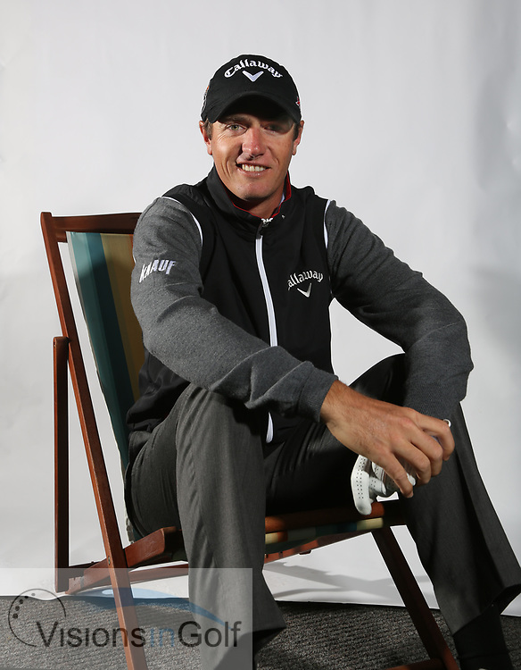 Nicolas Colsaerts<br /> Portrait<br /> 2013<br /> <br /> Golf Pictures Credit by: Mark Newcombe / visionsingolf.com