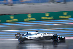 June 23, 2018 - Le Castellet, Var, France - Williams Driver SERGEY SIROTKIN (RUS) in action during the Formula one French Grand Prix at the Paul Ricard circuit at Le Castellet - France (Credit Image: © Pierre Stevenin via ZUMA Wire)