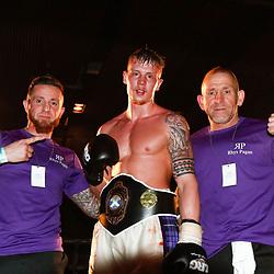 Scottish Super Middleweight Title Fight | Edinburgh | 11 March 2017