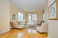 Living Room at 170 East 87th Street