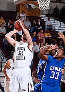 December 12, 2009: The Southwestern Christian University Eagles play against the Oklahoma Christian University Eagles at the Eagles Nest on the campus of Oklahoma Christian University.