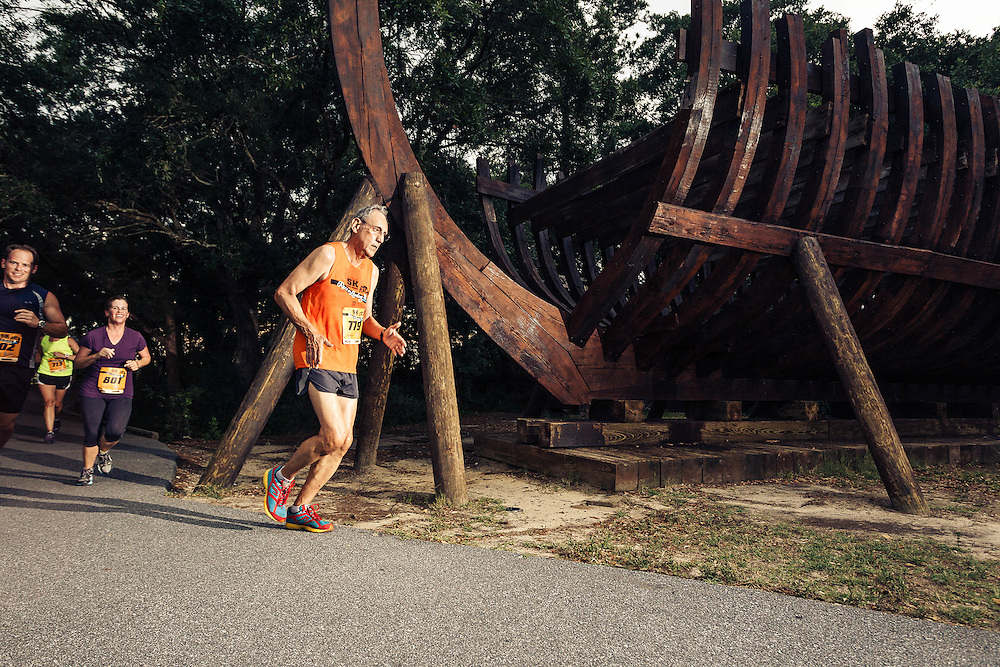 Images from the 2014 Race the Landing 5k Series, race #3 at Charlestowne Landing in Charleston, SC.