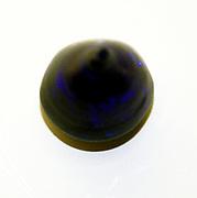 Synthetic corundum cut as gems.
