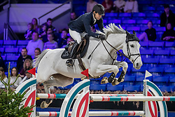Freire Andre, BRA, Geisha van Orshof<br /> Jumping Mechelen 2019<br /> © Hippo Foto - Martin Tandt<br />  27/12/2019