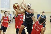 DESCRIZIONE : Roma Centro Sportivo Coni Acqua Acetosa Raduno Collegiale Nazionale Italiana Maschile Allenamento<br /> GIOCATORE : Marco Belinelli<br /> SQUADRA : Nazionale Italia Uomini <br /> EVENTO : Raduno Collegiale Nazionale Italiana Maschile <br /> GARA : Allenamento<br /> DATA : 29/07/2010 <br /> CATEGORIA : ritratto<br /> SPORT : Pallacanestro <br /> AUTORE : Agenzia Ciamillo-Castoria/GiulioCiamillo<br /> Galleria : Fip Nazionali 2010 <br /> Fotonotizia : Roma Centro Sportivo Coni Acqua Acetosa Raduno Collegiale Nazionale Italiana Maschile Allenamento<br /> Predefinita :