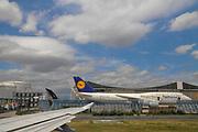 Germany, The Frankfurt airport