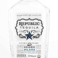 Republic Tequila Plata -- Image originally appeared in the Tequila Matchmaker: http://tequilamatchmaker.com