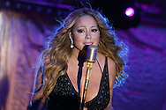 CAP D'ANTIBES, FRANCE - JUNE 17:  Mariah Carey performs during Clear Channel Media And Entertainment And MediaLink Dinner at Hotel du Cap-Eden-Roc on June 17, 2014 in Cap d'Antibes, France.  (Photo by Tony Barson/Getty Images for Clear Channel)