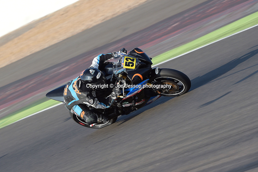 #52 Tommy Philip Berkshire Motorcycle Centre Yamaha Motorpoint Supersport