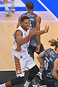 Melvin Ejim<br /> Dolomiti Energia Aquila Basket Trento - Umana Reyer Venezia<br /> Lega Basket Serie A 2016/2017<br /> PalaTrento 05/02/2017<br /> Foto Ciamillo-Castoria