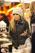 cheryl tweedy at a fair ground in central london.15.12.06<br /> pix