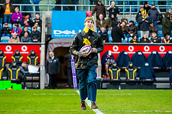 Ball runner - Mandatory by-line: Dougie Allward/JMP - 18/01/2020 - RUGBY - Ricoh Arena - Coventry, England - Wasps v Bordeaux-Begles - European Rugby Challenge Cup