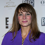 NLD/Amsterdam/20140124 - inloop E-entertainment Red Carpet party, Barbara Karel