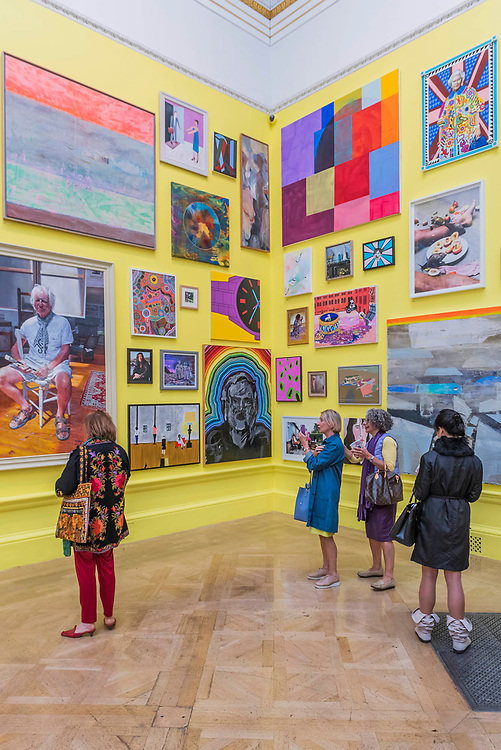 Royal Academy celebrates its 250th Summer Exhibition, and to mark this momentous occasion, the exhibition is co-ordinated by Grayson Perry RA.