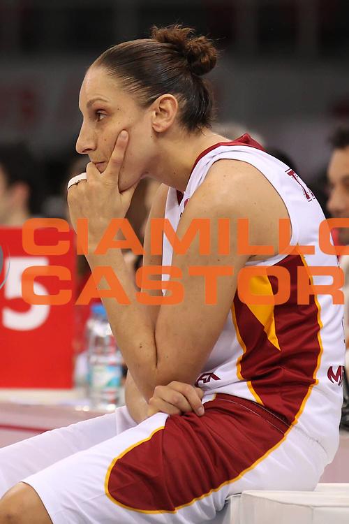 DESCRIZIONE : Istanbul Fiba Europe Euroleague Women 2011-2012 Final Eight Galatasaray MP Spartak M.R. VIdnoje<br /> GIOCATORE : Diana Taurasi<br /> SQUADRA : Galatasaray MP<br /> EVENTO : Euroleague Women<br /> 2011-2012<br /> GARA : Galatasaray MP Spartak M.R. VIdnoje<br /> DATA : 01/04/2012<br /> CATEGORIA : <br /> SPORT : Pallacanestro <br /> AUTORE : Agenzia Ciamillo-Castoria/ElioCastoria<br /> Galleria : Fiba Europe Euroleague Women 2011-2012 Final Eight<br /> Fotonotizia : Istanbul Fiba Europe Euroleague Women 2011-2012 Final Eight Galatasaray MP Spartak M.R. VIdnoje<br /> Predefinita :