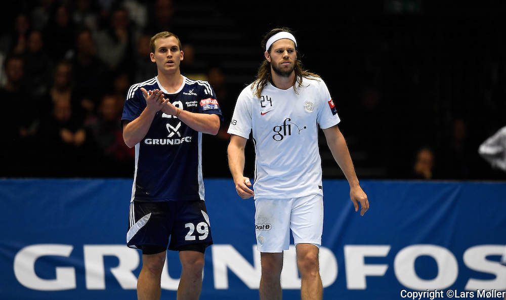DK:<br /> 20161023, Herning, Danmark:<br /> EHF Champions League h&aring;ndbold. BSV - Paris Saint Germain. <br /> Foto: Lars M&oslash;ller<br /> UK: <br /> 20161023, Herning, Denmark:<br /> EHF Champions League h&aring;ndbold. BSV - Paris Saint Germain. <br /> Photo: Lars Moeller