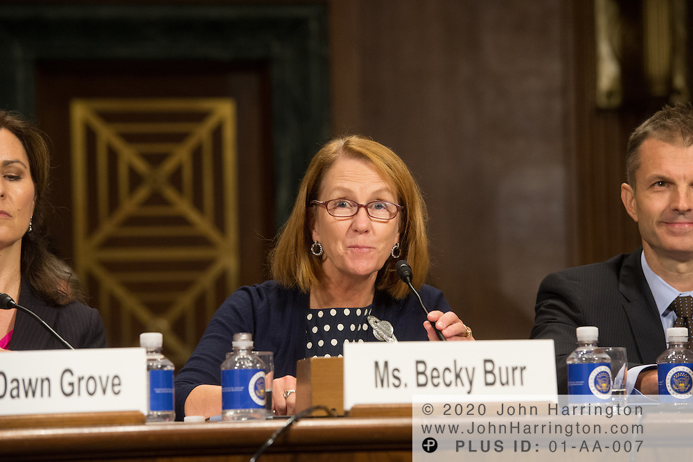 """J. Beckwith (""""Becky"""") Burr, Deputy General Counsel and Chief Privacy Officer, Neustar testifies Wednesday September 14, 2016, before the Subcommittee on Oversight, Agency Action, Federal Rights and Federal Courts, testimony was also heard from The Honorable Lawrence E. Strickling, Assistant Secretary for Communications and Information and Administrator<br /> National Telecommunications and Information Administration (NTIA), United States Department of Commerce;  Mr. Göran Marby, CEO and President, Internet Corporation for Assigned Names and Numbers (ICANN); Mr. Berin Szoka, President, TechFreedom; Mr. Jonathan Zuck, President, ACT The App Association;  Ms. Dawn Grove, Corporate Counsel<br /> Karsten Manufacturing; Ms. J. Beckwith (""""Becky"""") Burr, Deputy General Counsel and Chief Privacy Officer, Neustar;  Mr. John Horton, President and CEO, LegitScript;  Mr. Steve DelBianco, Executive Director, NetChoice; Mr. Paul Rosenzweig, Former Deputy Assistant Secretary for Policy, U.S. Department of Homeland Security."""