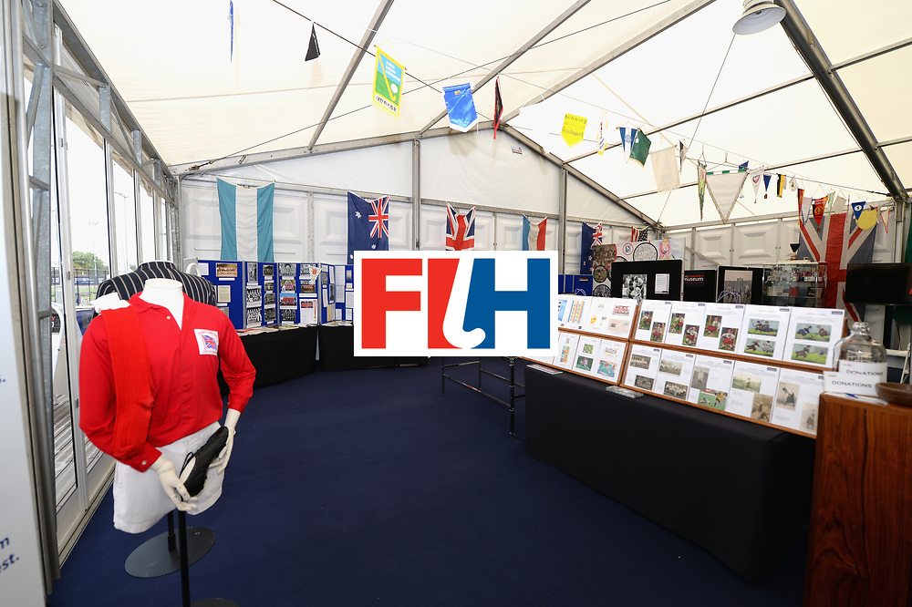 LONDON, ENGLAND - JUNE 10:  A view inside of the Hockey Museum during the FIH Men's Hero Hockey Champions Trophy 2016 - Day One match between Germany and India at Queen Elizabeth Olympic Park on June 10, 2016 in London, England.  (Photo by Tony Marshall/Getty Images)