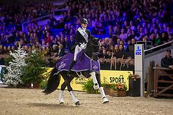Scholtens Emmelie, NED, Desperado<br /> Jumping Mechelen 2019<br /> © Hippo Foto - Sharon Vandeput<br />  29/12/2019