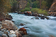 South Fork of the Kings River, Kings Canyon, Fresno County, California