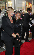 l to r: Suze Orman and Cathy Travis at The Time !00 celebration of The 100 Most Influential People in the World held at The Timer Warner Center in New York City  on Mayy 5, 2009