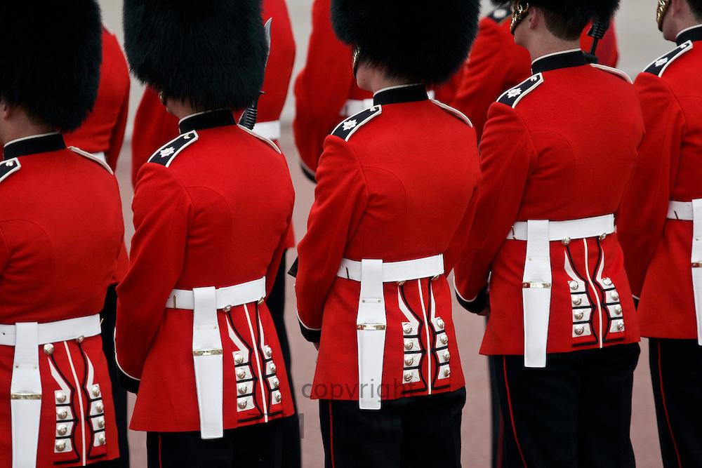Guardsmen, London, UK