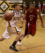2007 - LaSalle at Alter Boys HS Basketball