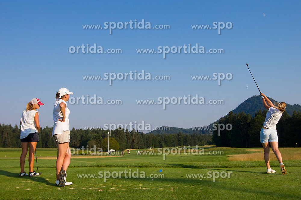 Day 3 of International European Ladies Amateur Championship 2012, on July 27, 2012 in Smlednik at Ljubljana, Slovenia. (Photo by Grega Valancic / Sportida)