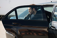 Arrival of the players of the Spanish football team squad for the Qualifying to European Championship in France at the Ciudad del Futbol of Las Rozas, Madrid. October 06, 2015<br /> In the image midfield player of the Manchester United, Juan Mata.<br /> (ALTERPHOTOS/BorjaB.Hojas)