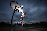 Quinten Conner, Cashmere High School Basketball