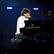 NLD/Amsterdam/20080526 - Samen met Dré in Concert, Xander de Buisonje achter zijn piano