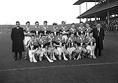 29.11.1959 Fitzgibbon Cup Hurling Final [B242]