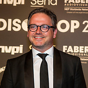 NLD/Amsterdam/20150202 - Edison Awards 2015, Guus Meeuwis