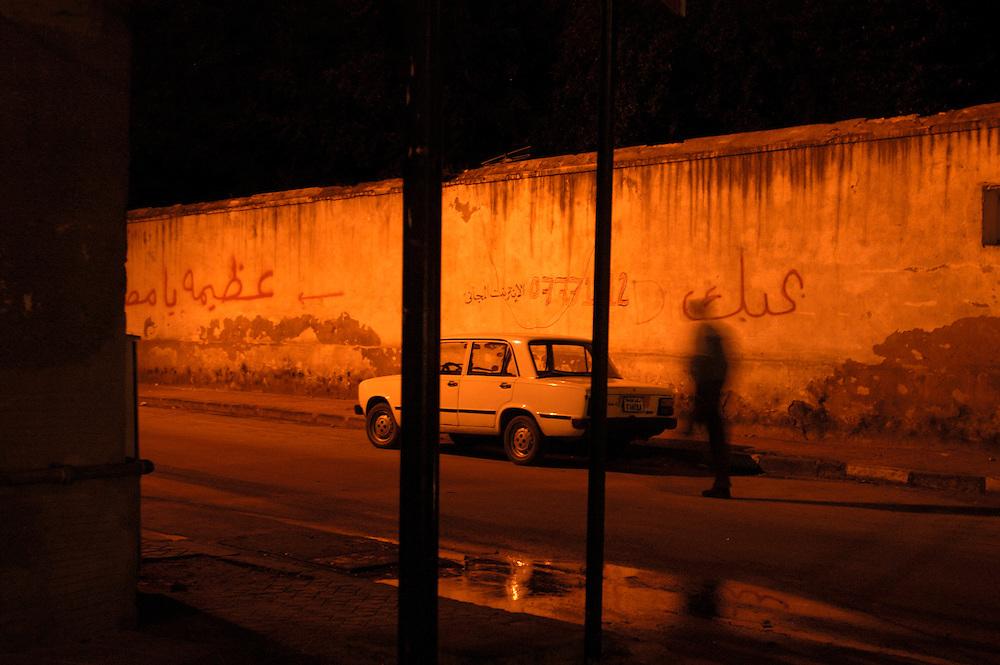 Alexandria backstreet.