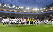 Fussball international 2012 Testspiel: Deutschland - Argentinien