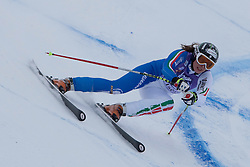 19.12.2010, Val D Isere, FRA, FIS World Cup Ski Alpin, Ladies, Super Combined, im Bild Lucia Mazzotti (ITA) whilst competing in the Super Giant Slalom section of the women's Super Combined race at the FIS Alpine skiing World Cup Val D'Isere France. EXPA Pictures © 2010, PhotoCredit: EXPA/ M. Gunn / SPORTIDA PHOTO AGENCY