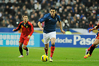 FOOTBALL - FRIENDLY GAME 2011 - FRANCE v BELGIUM - 15/11/2011 - PHOTO JEAN MARIE HERVIO / DPPI - ADIL RAMI (FRA)